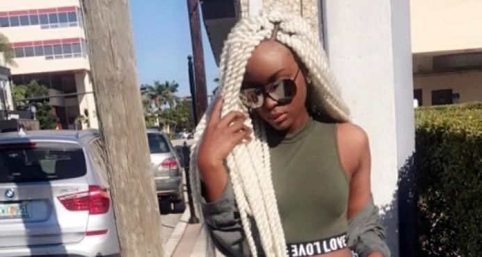 Amara La Negra, primera cantante urbana dominicana en África