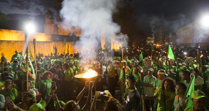 La Marcha Verde crece a pesar de la oposición del Gobierno
