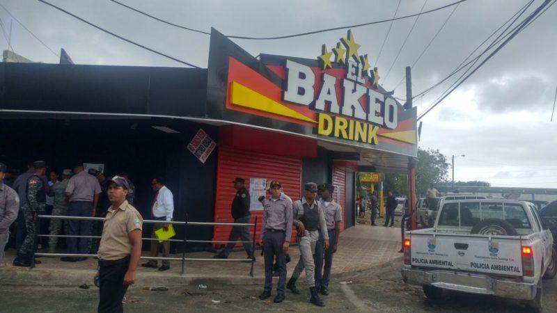 Cierran ocho centros de expendio de bebidas alcohólicas