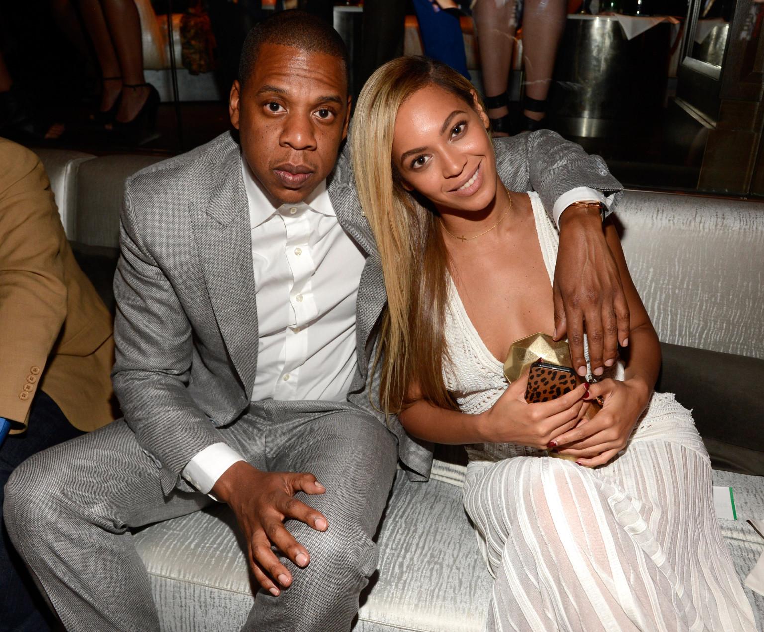 Jay-Z pide perdón a esposa Beyoncé