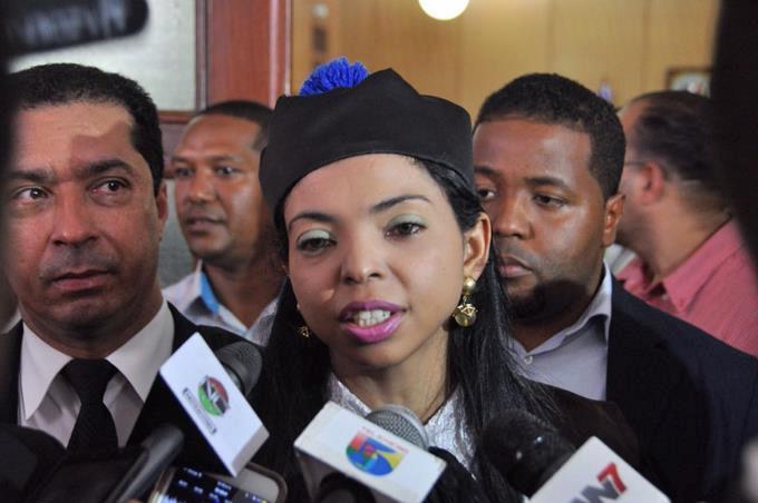 YENI BERENICE REYNOSO Fiscal dice que son falsedades las disculpas y arrepentimiento de Blas Peralta