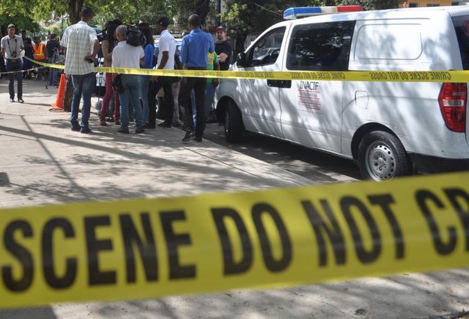 Matan encargado de cuartel policial, un cabo y un civil en enfrentamiento SABANA GRANDE DE BOYÁ