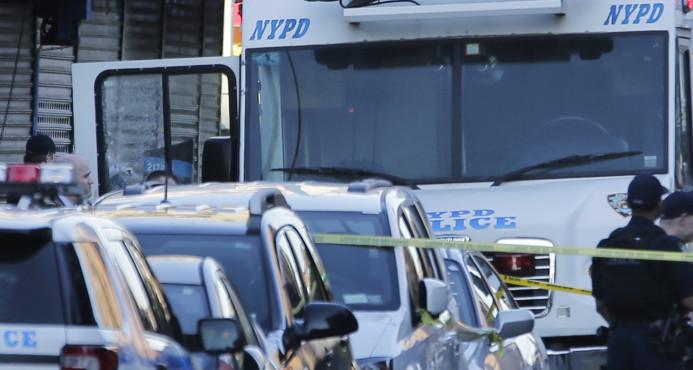 Matan a una policía latina de Nueva York dentro de la patrulla BUENO TA FEO ESO