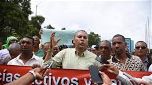 """Agentes retirados denuncian """"corrupción"""" afecta la alta jerarquía de la Policía"""