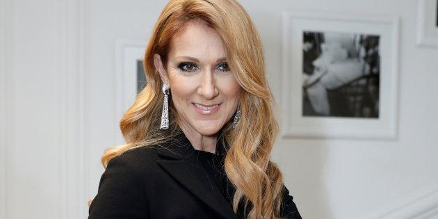 Celine Dion posa desnuda para revista