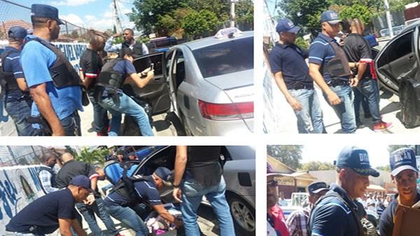"Policía desmantela ""peligrosa"" banda que asaltaba en distintos puntos del país"