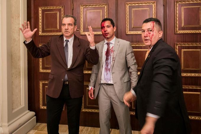 Ataque a Asamblea Nacional venezolana deja varios diputados heridos CRECE TENSIÓN