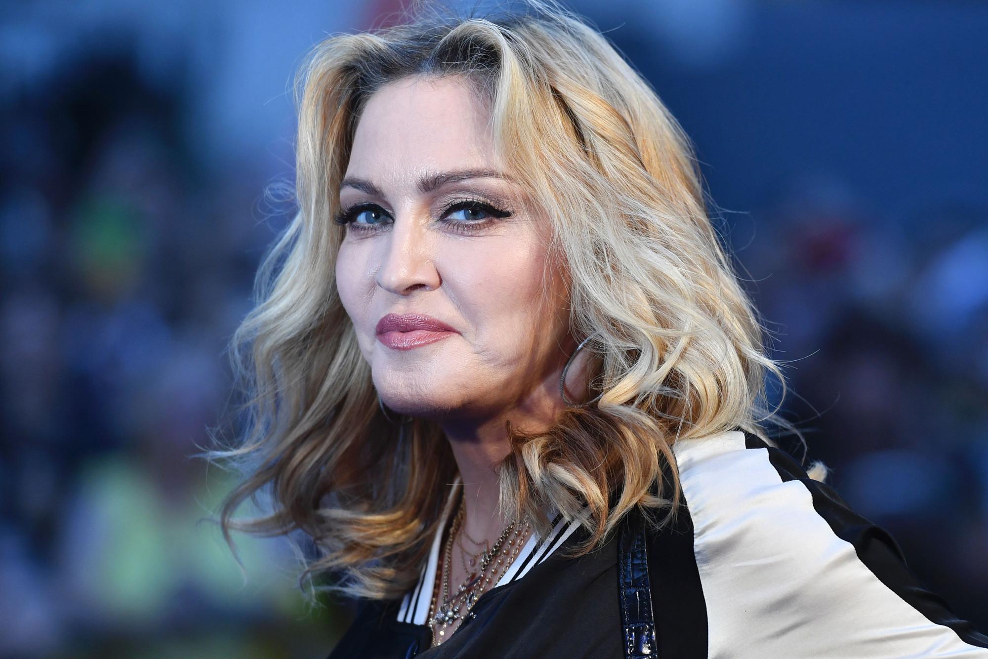 Madonna construyó centro pediátrico en hospital de Malaui