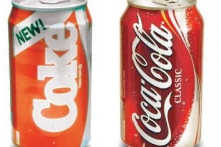 El peor error de Coca-Cola en la historia