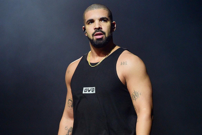 Drake se asocia con la marca Louis Vuitton