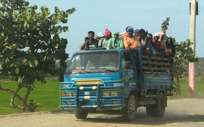 Aumenta tráfico haitianos ENTRAN A RD CON MENOS OBSTÁCULOS