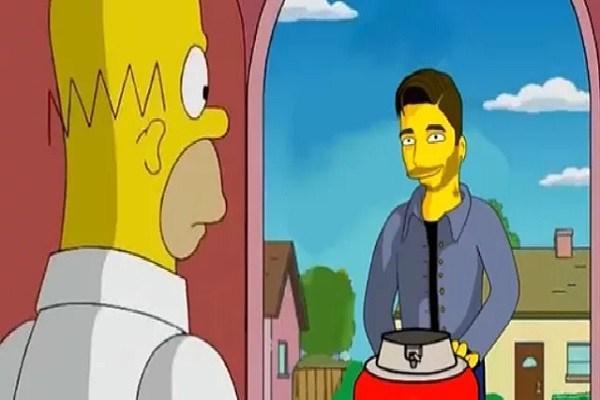 Maluma estará en capítulo de Los Simpsons