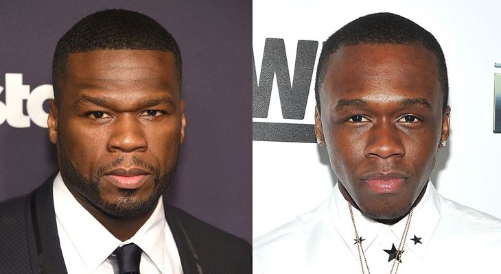 Hijo de 50 Cent debuta como rapero