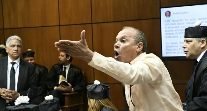 Mantienen en prisión a Díaz Rúa y a Rondón; varían medidas a siete implicados en caso Odebrecht