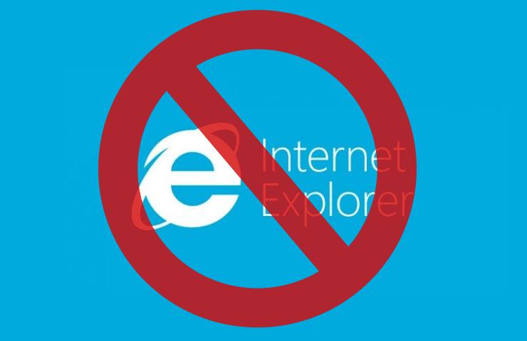 Internet Explorer llega a su fin