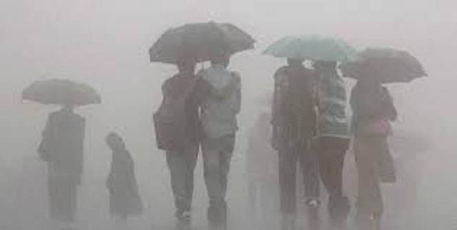 Vaguada provocará más aguaceros para este domingo