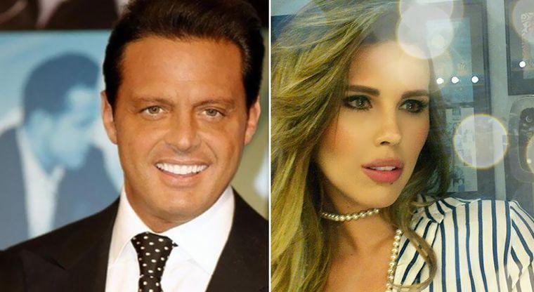 Confirmado el nuevo romance de Luis Miguel con la periodista y presentadora venezolana Desiree Ortiz
