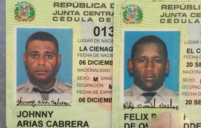 EN SABANA LARGA Matan a un teniente y un cabo de la Policía frente a un destacamento en Ocoa