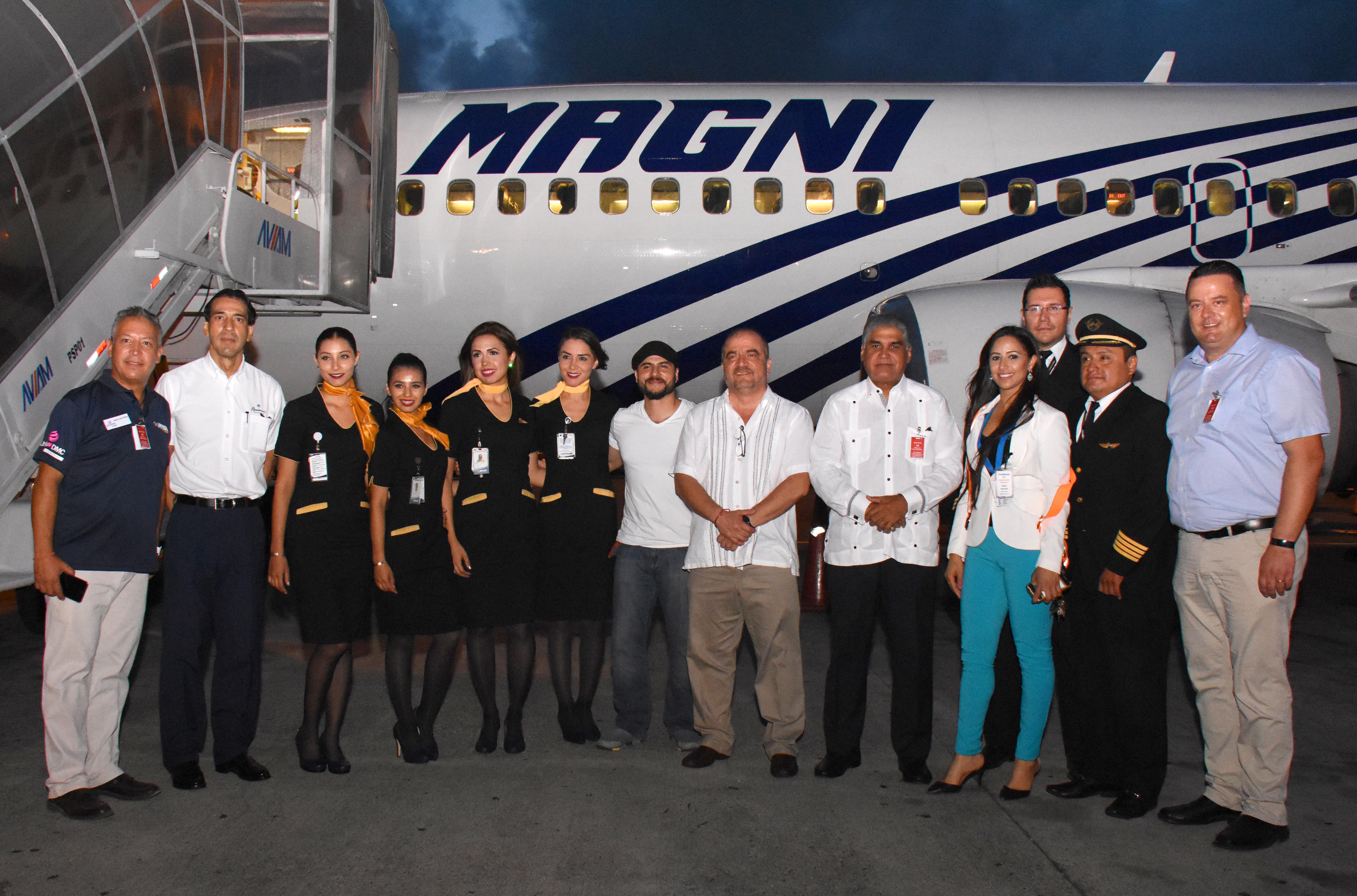 Llega al país nueva aerolínea de México