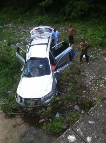 Encuentran cadáver de hombre que habría sido raptado por asesinos de policías en Ocoa ASI ANDA LA COSA EN RD