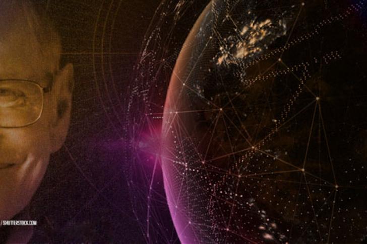 Según Stephen Hawking, los humanos deben abandonar la Tierra en no más de 30 años MAS LOCO Y ME MATO
