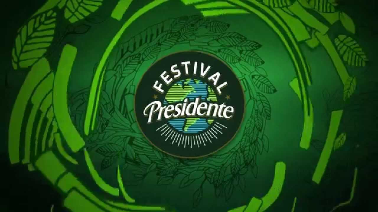 Los que vienen al Festival Presidente 2017