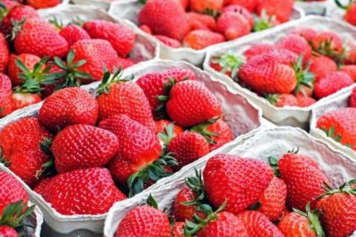 Las fresas previenen el alzhéimer Y TU LO SABIAS