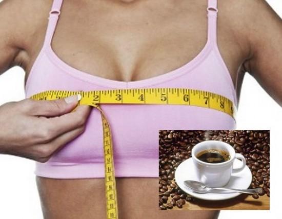 Beber mucho café reduce el tamaño de tus senos Y TU LO SABIAS