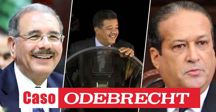 El caso Odebrecht presiona las diferencias dentro del PLD
