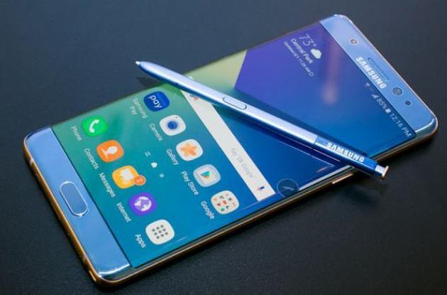 Samsung presenta la versión rediseñada de su malogrado Galaxy Note