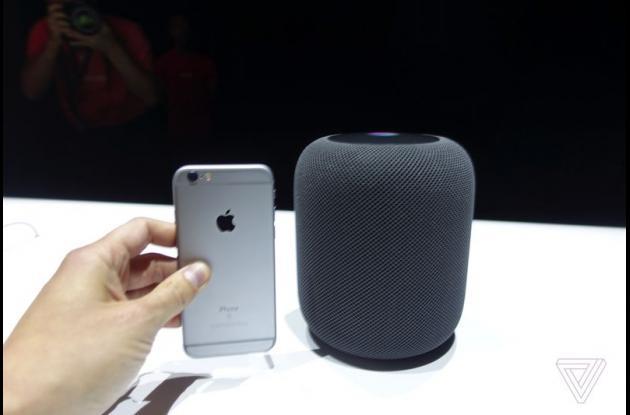 Apple apuesta por su propio altavoz, llamado HomePod