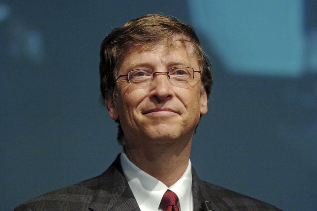 Bill Gates  el hombre más rico del mundo
