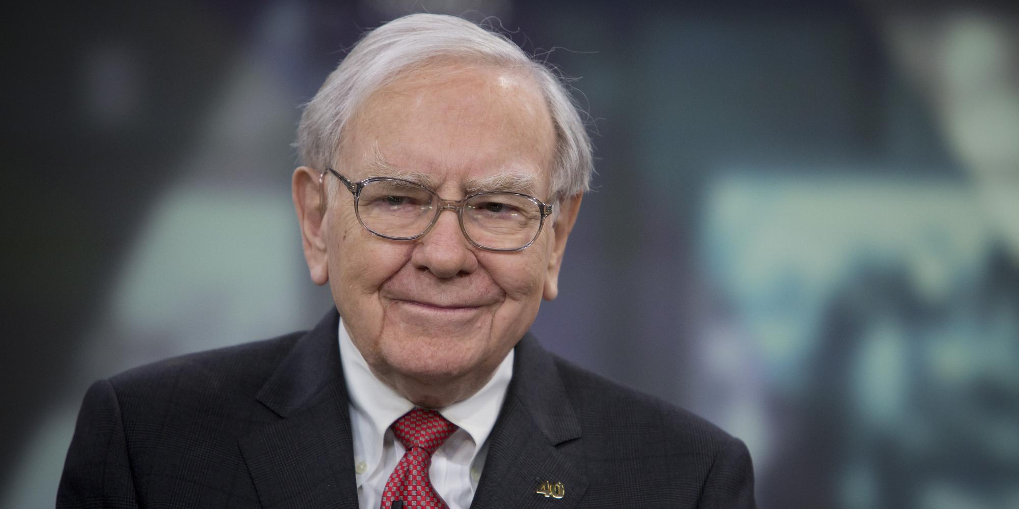 Warren Buffet La segunda persona más rica del mundo