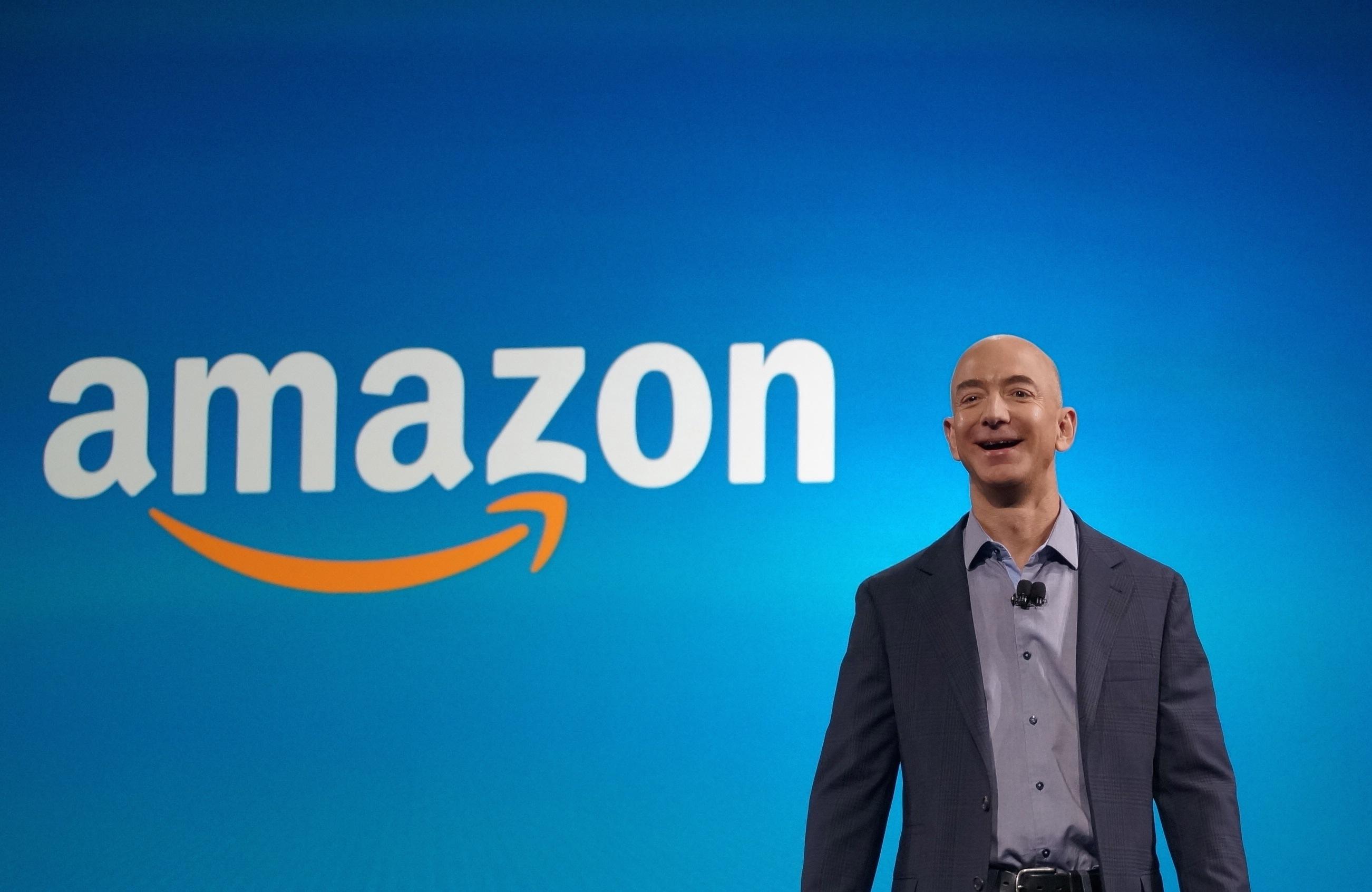 Jeff Bezos N°4 de los 35 hombres más ricos del mundo 2017 lista Forbes completa actualizada