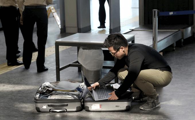 Dominicanos podrán llevar dispositivos en aviones a EEUU, pero con chequeos más rigurosos