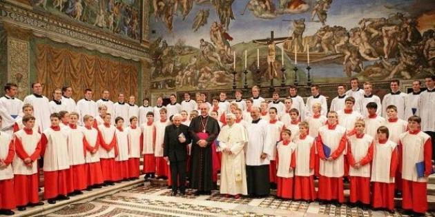Al menos 547 niños, víctimas de abusos en coro católico que dirigía hermano de Benedicto XVI POR ESO NO CREEMOS EN RELIGIONES PERO SI EN DIOS