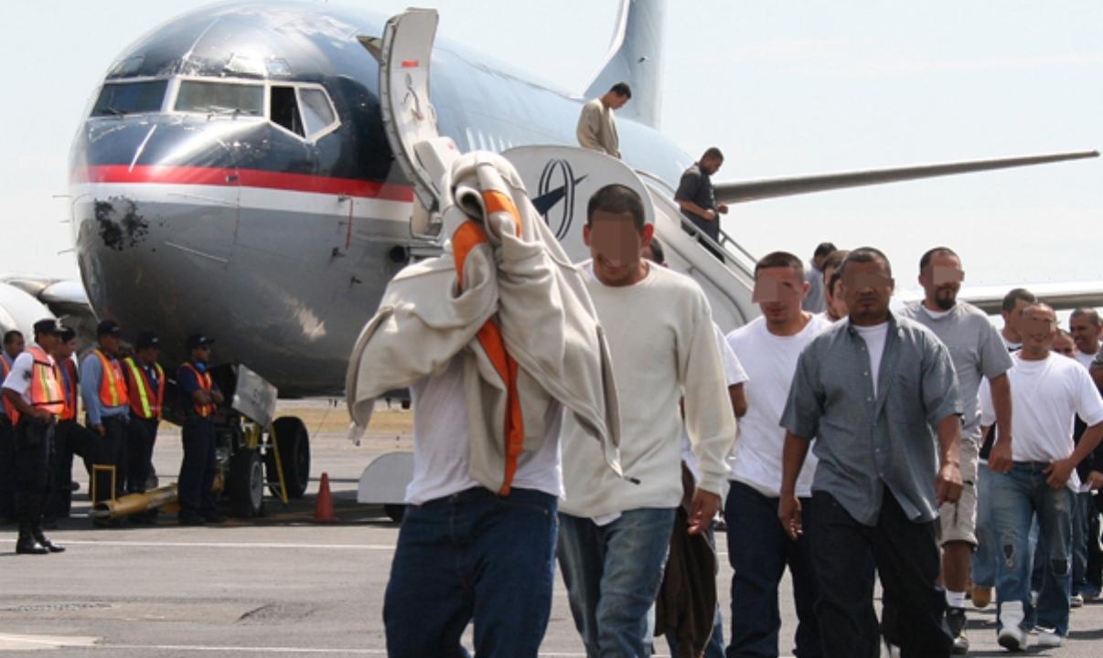Repatrian desde EU 55 exconvictos RD HAY PAPA TODAVIA NO ES NA PELIGROSO ES LO QUE VIENE ATRA