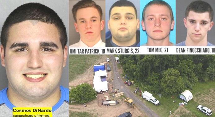 Se declara culpable de asesinar cuatro jóvenes en Pensilvania