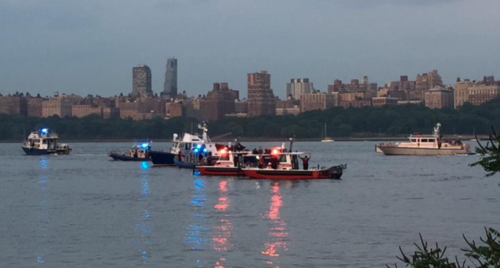Policía NY recupera pierna humana flotando en el río Hudson