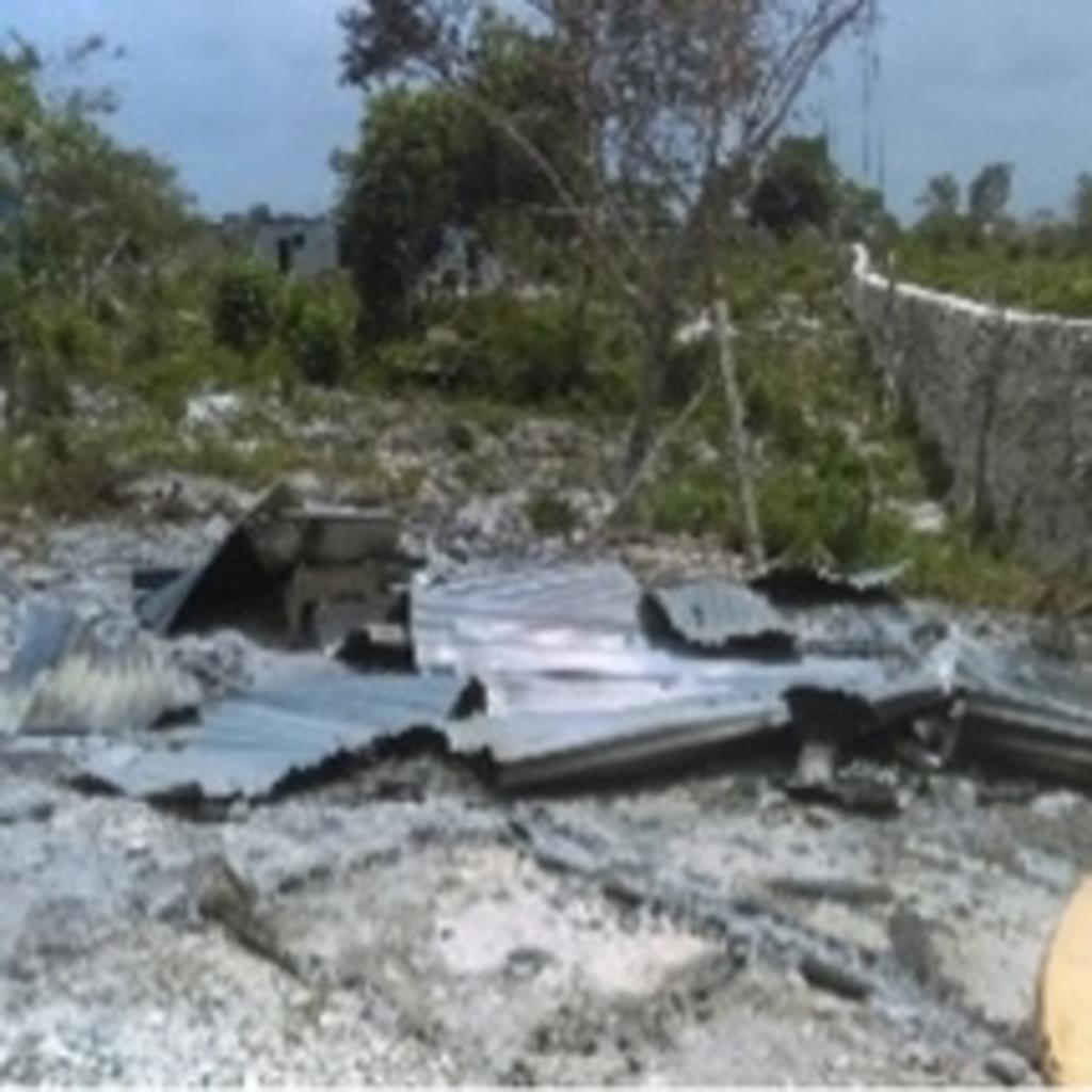 Hombre quema casa a expareja porque no quiso devolverle el chip de su celular EN BÁVARO