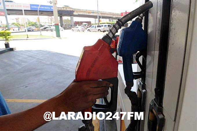 Bajan gasolina, gasoil y otros combustibles; GLP sube RD$1.30
