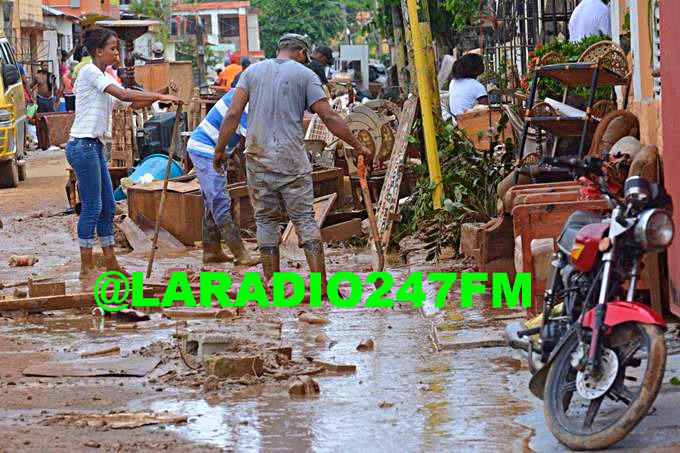 El huracán María devuelve a la memoria la vulnerabilidad en que vive República Dominicana
