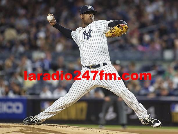 Severino y los Yankees van con todo ante Verlander y los Astros LOS ASTROS SE JUEGAN LA VIDA LUEGO DE QUE NUEVA YORK BARRIÓ LOS TRES PARTIDOS EN EL BRONX