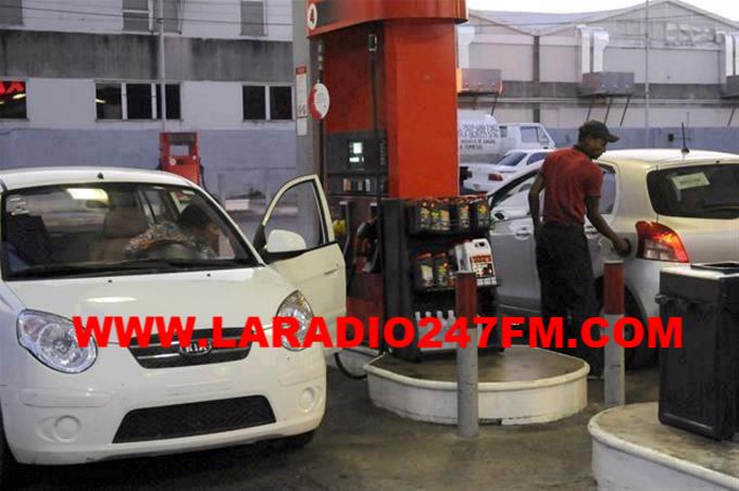 Bajan RD$3.00 y RD$2.00 a las gasolinas y aumentan RD$1.00 al GLP