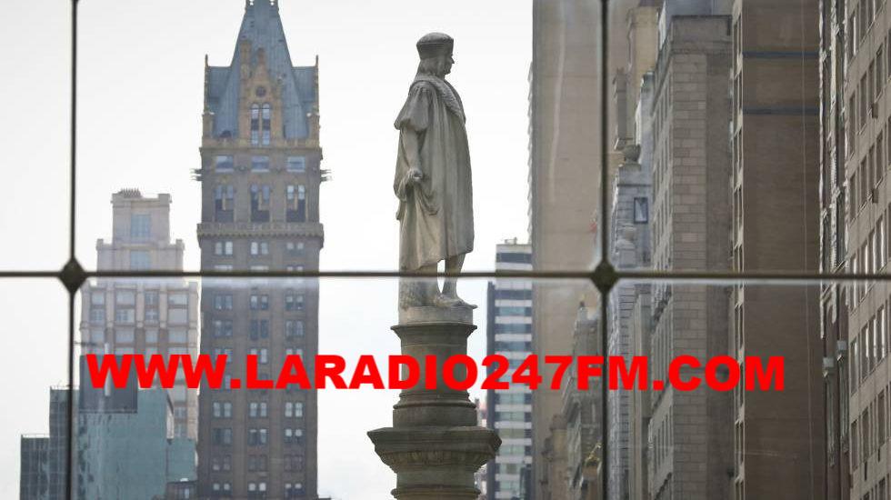 """Nueva York mantiene su estatua de Colón y """"destierra"""" la del ginecólogo Sims"""