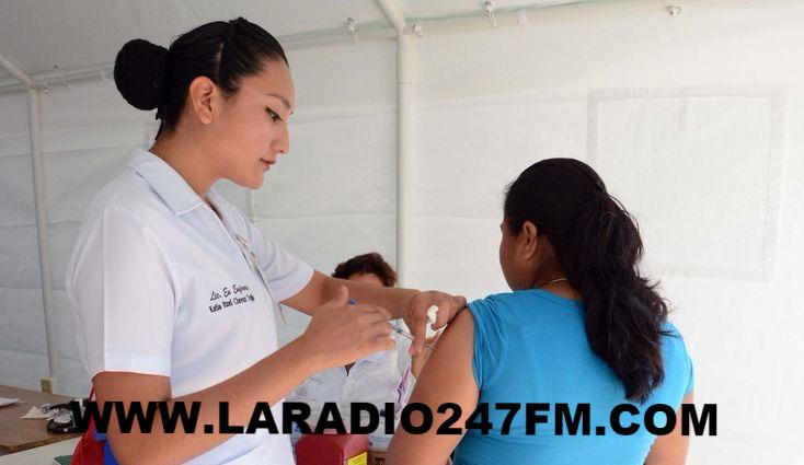 Revelan solo 50 % de los dominicanos se vacuna contra virus influenza