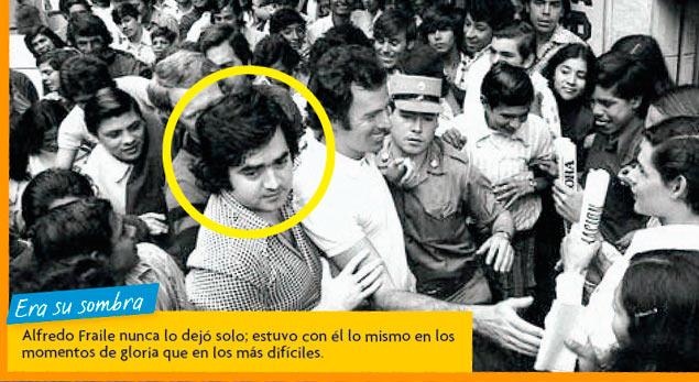 Alfredo Fraile, el guardián de los secretos más íntimos de Julio Iglesias