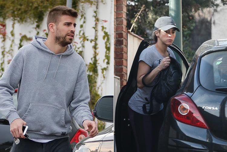 Ladrones roban en la casa de Shakira y Piqué en Barcelona