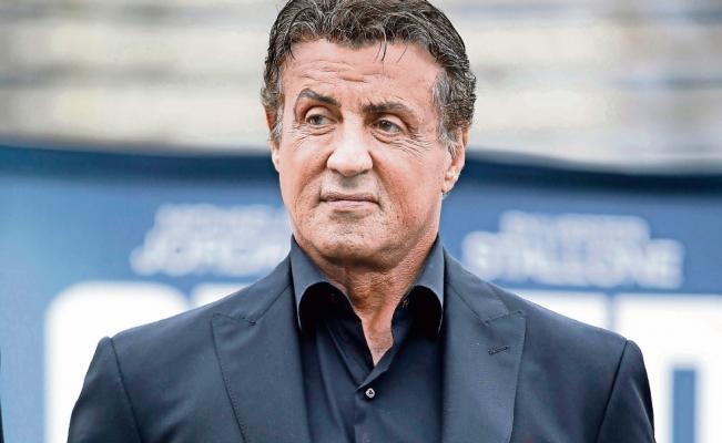 Investigan acusaciones contra Sylvester Stallone por abuso sexual