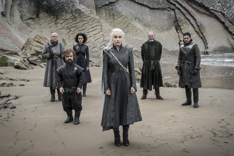 "Game of Thrones"" con 22 nominaciones a los Premios Emmy"